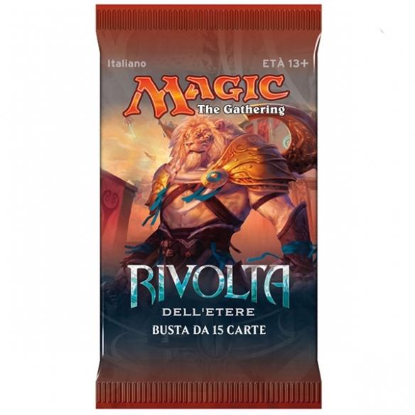 Aether Revolt - Busta 15 Carte (ITA) Bustine Singole