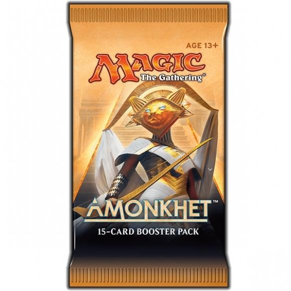 Amonkhet - Busta 15 Carte (ENG) Bustine Singole