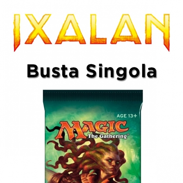 Ixalan - Busta 15 Carte (ENG) Bustine Singole