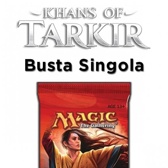Khans Of Tarkir - Busta 15 Carte (ENG) Bustine Singole