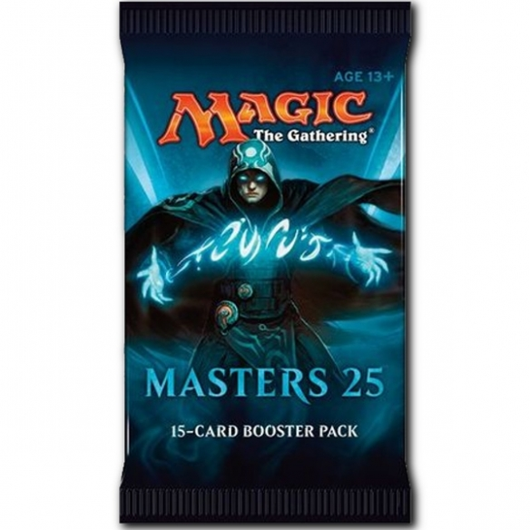 Masters 25 - Busta 15 Carte (ENG) Bustine Singole