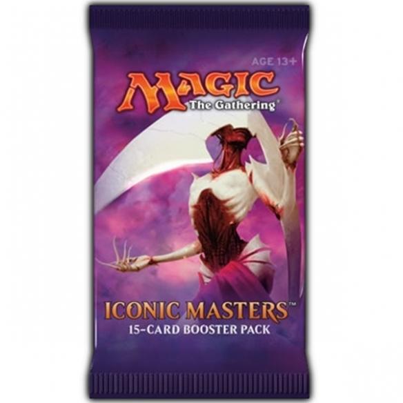 Iconic Masters - Busta 15 Carte (ENG) Bustine Singole