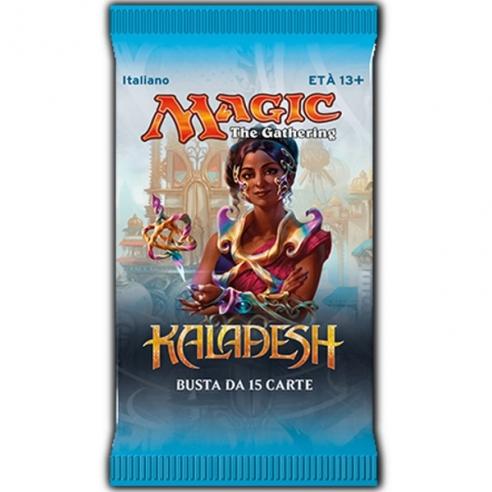 Kaladesh - Busta 15 Carte (ITA) Bustine Singole