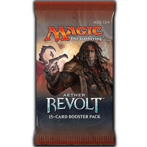 Aether Revolt - Busta 15 Carte (ENG) Bustine Singole