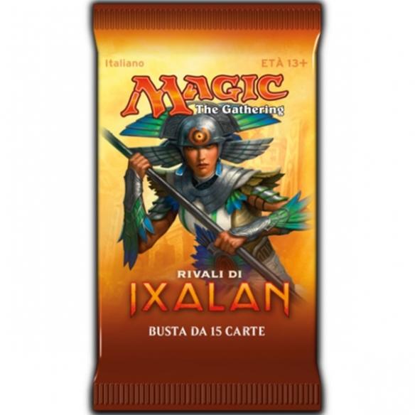 Rivals of Ixalan - Busta 15 Carte (ITA) Bustine Singole