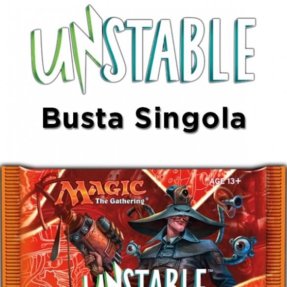 Unstable - Busta 15 Carte (ENG) Bustine Singole