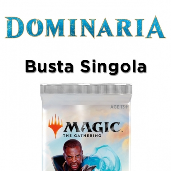 Dominaria - Busta 15 Carte (ENG) Bustine Singole