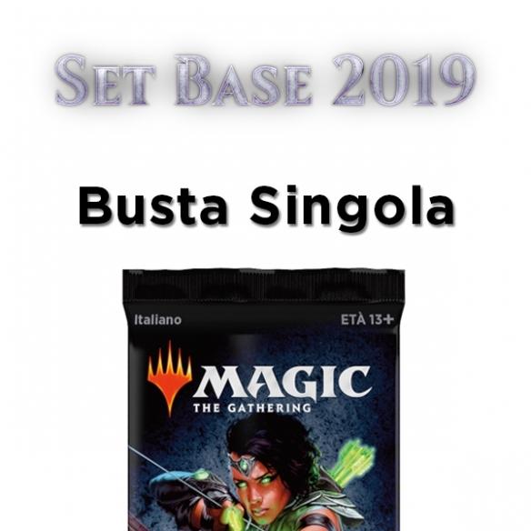 Core Set 2019 - Busta 15 Carte (ITA) Bustine Singole