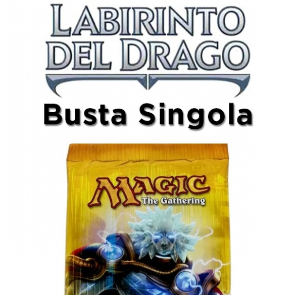 Dragon's Maze - Busta 15 Carte (ITA) Bustine Singole