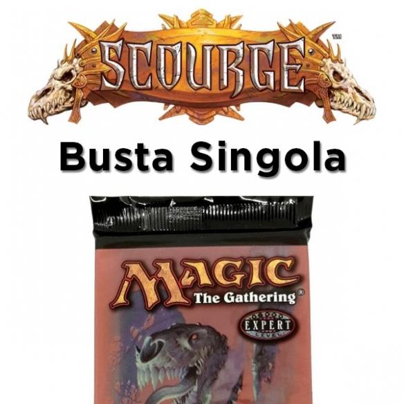 Scourge - Busta 15 Carte (ENG) Bustine Singole