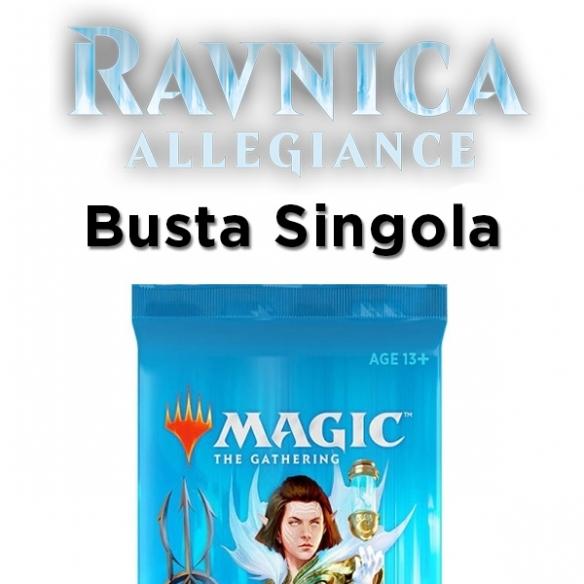 Ravnica Allegiance - Busta 15 Carte (ENG) Bustine Singole