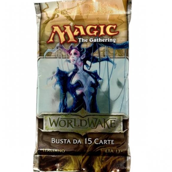 Worldwake - Busta 15 Carte (ITA) Bustine Singole