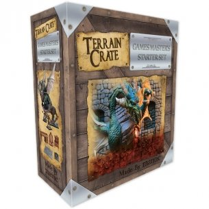 Terrain Crate - Dungeon Starter Set Miniature