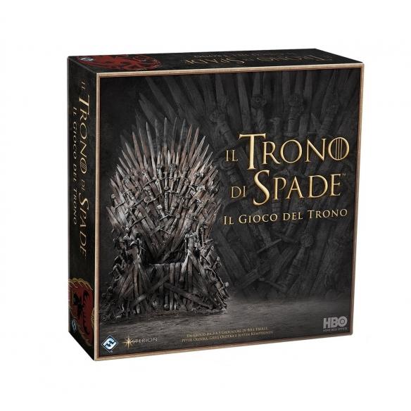 ASMODEE - IL TRONO DI SPADE, IL GIOCO DEL TRONO - ITALIANO Asmodee 49,90€