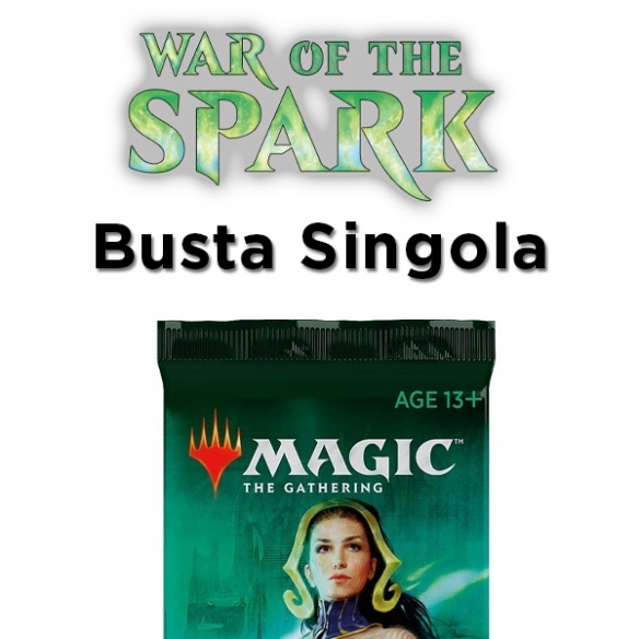 War of the Spark - Busta 15 Carte (ENG) Bustine Singole