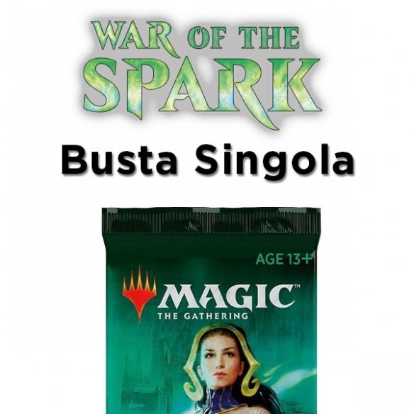 War of the Spark - Busta 15 Carte (ENG) Bustine Singole