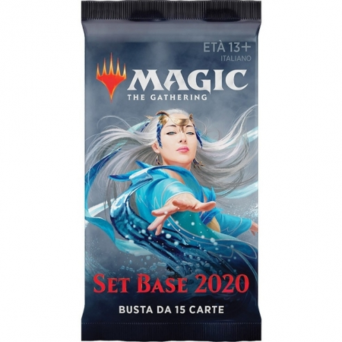 Core Set 2020 - Busta 15 Carte (ITA) Bustine Singole