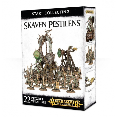 Skaven - Start Collecting! Skaven Pestilens Skaven