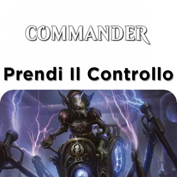 Commander 2015 - Prendi Il Controllo (ITA) Mazzi Precostruiti