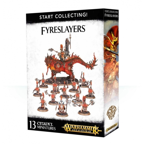 Fyreslayers - Start Collecting! Fyreslayers