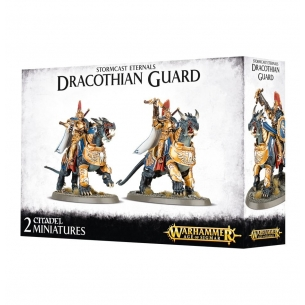 Stormcast Eternals Dracothian Guard Warhammer Age of Sigmar 55,00 €