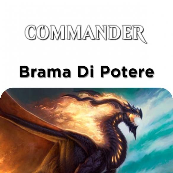 Commander 2013 - Brama Di Potere (ITA) Mazzi Precostruiti