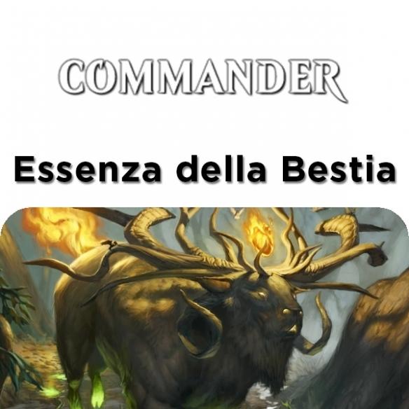 Commander 2013 - Essenza Della Bestia (ITA) Mazzi Precostruiti