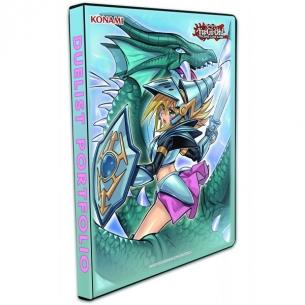 Yu-Gi-Oh! - Album 9 tasche - Dark Magician Girl the Dragon Knight Album