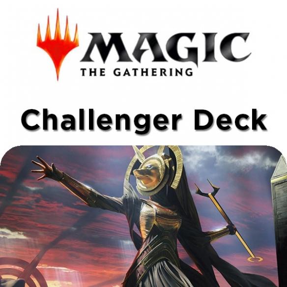 Challenger Deck - Hazoret Aggro + Penna Fantàsia (ENG) Mazzi Precostruiti