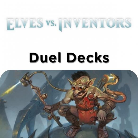Duel Decks - Elves Vs Inventors (ENG) Mazzi Precostruiti