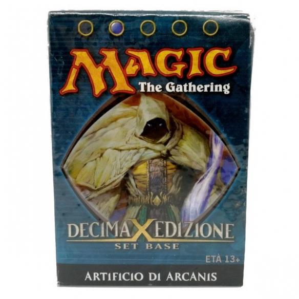 Tenth Edition - Artificio Di Arcanis - Mazzo Tematico (ITA) Mazzi Precostruiti
