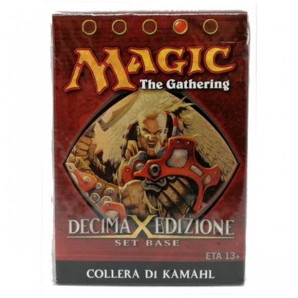 Tenth Edition - Collera Di Kamahl - Mazzo Tematico (ITA) Mazzi Precostruiti
