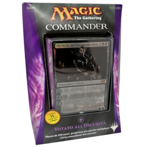 Commander 2014 - Votato all'Oscurità (ITA) Mazzi Precostruiti
