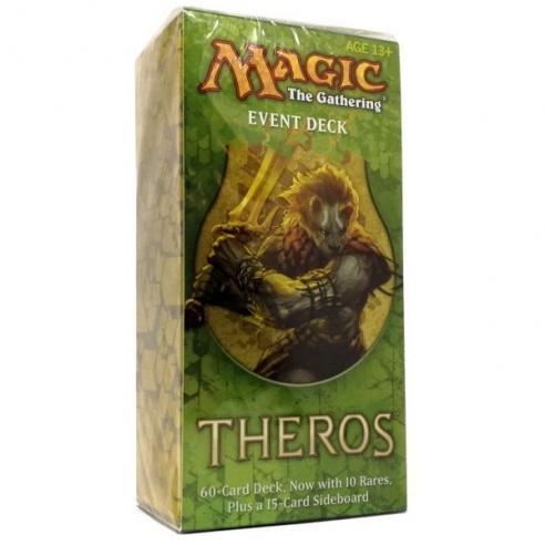 Theros - Inspiring Heroics - Event Deck (ENG) Mazzi Precostruiti