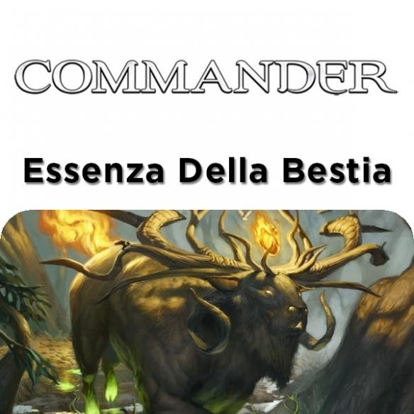 Commander 2013 - Essenza Della Bestia (ENG) Mazzi Precostruiti