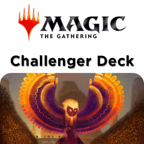 Challenger Deck 2019 - Lightning Aggro + Penna Fantàsia (ENG) Mazzi Precostruiti