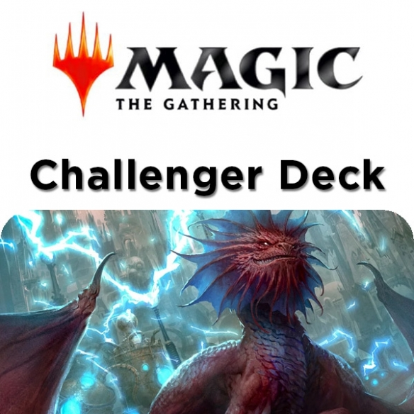 Challenger Deck 2019 - United Assault + Lightning Aggro + Deadly Discovery + Arcane Tempo (Bundle) (ENG) Mazzi Precostruiti