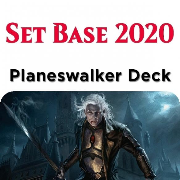Core Set 2020 - Sorin - Planeswalker Deck + Penna Fantàsia (ITA) Mazzi Precostruiti