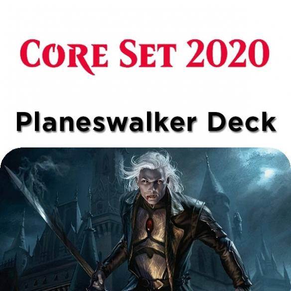 Core Set 2020 - Sorin - Planeswalker Deck + Penna Fantàsia (ENG) Mazzi Precostruiti