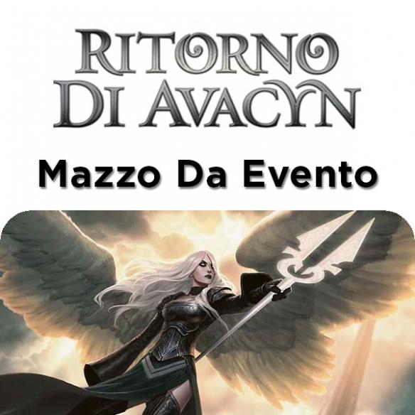 Avacyn Restored - Vendetta dell'Umanità - Mazzo Da Evento + Penna Fantàsia! (ITA) Mazzi Precostruiti