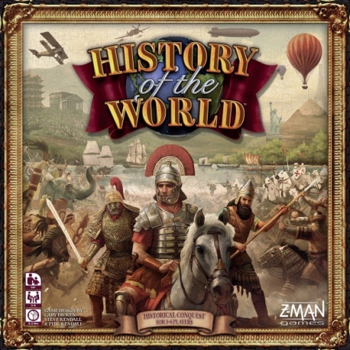 History Of The World Hardcore Games