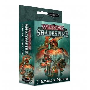 I Diavoli di Magore - Espansione Shadespire  - Warhammer Underworlds: Shadespire 22,50€