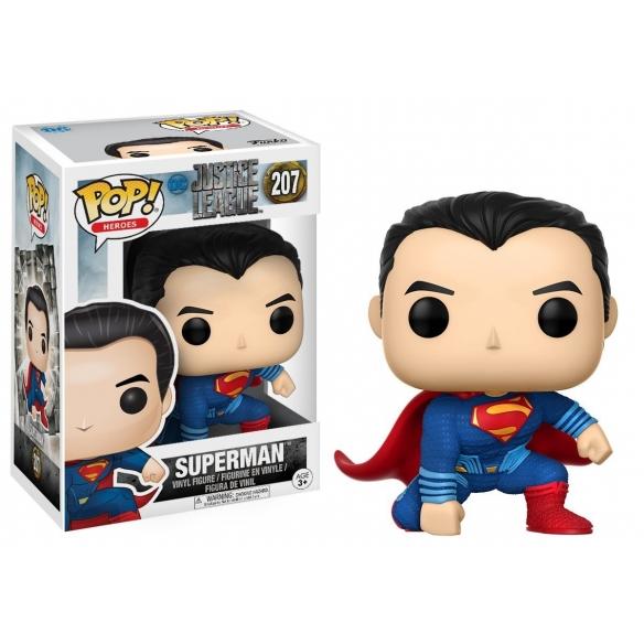 Funko Pop 207 - Superman - Justice League Funko 12,90€