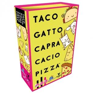 Taco Gatto Capra Cacio Pizza Giochi di Carte