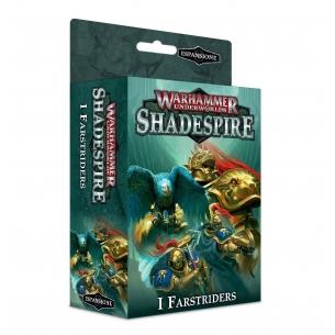 The Farstriders - Shadespire Expansion (ITA) Warhammer Underworlds: Shadespire 22,50€