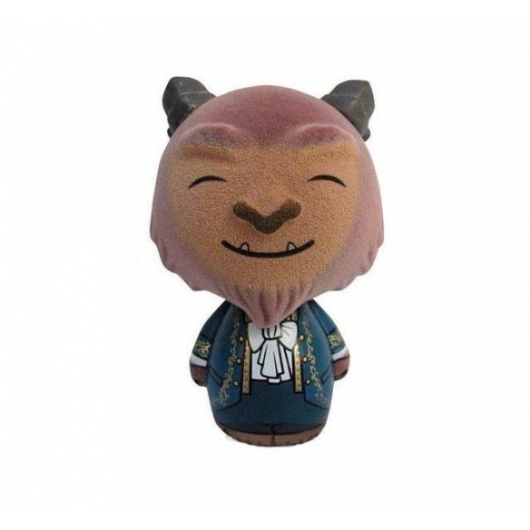 Funko Dorbz 267 - Beast - The Beauty and The Beast (Flocked) Funko