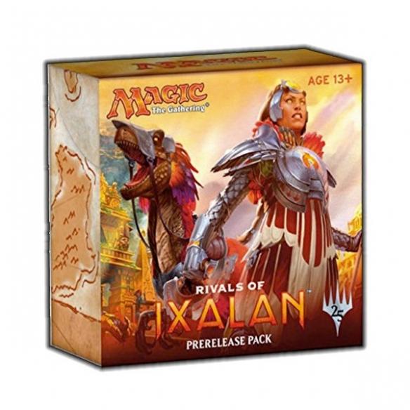Rivals of Ixalan - Prerelease Pack (ITA) Edizioni Speciali