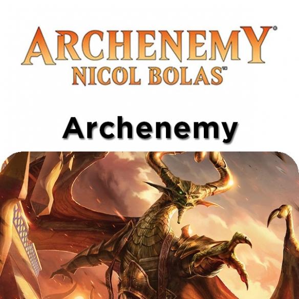Archenemy Nicol Bolas (ENG) Edizioni Speciali