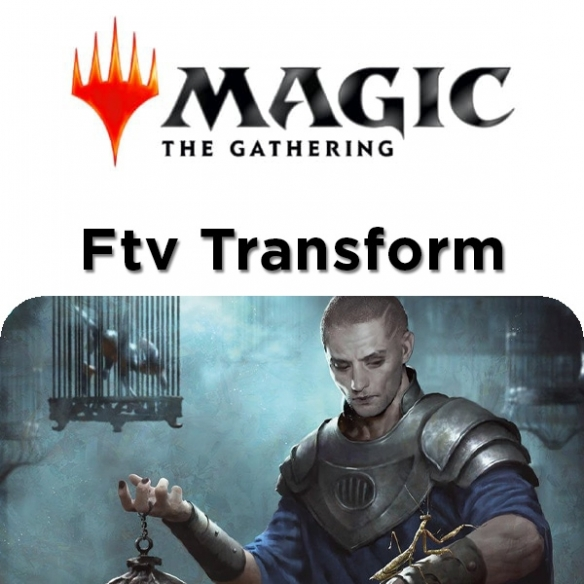 Ftv Transform (ENG) Edizioni Speciali