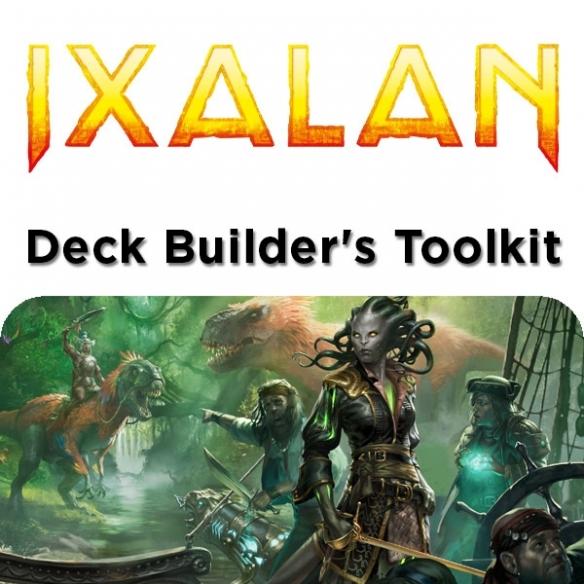 Ixalan - Deck Builder's Toolkit (ITA) Edizioni Speciali